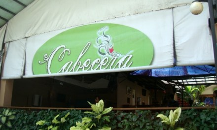 Cabecera Garden Resto and Bar