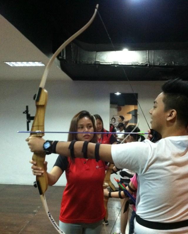 kodanda archery range class lifestyle mommy blogger www.artofbeingamom.com 05