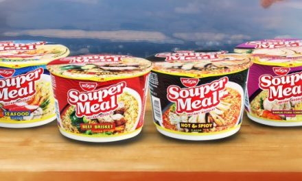 Big Bowls of Goodness from Nissin Souper Meal