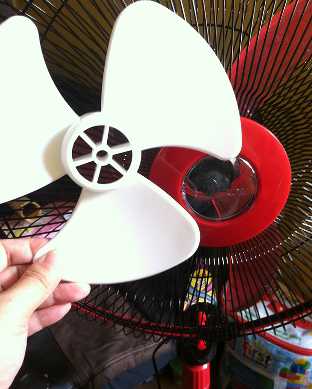 nikon stand fan appliance ensogo philippines lifestyle mommy blogger www.artofbeingamom.com 06