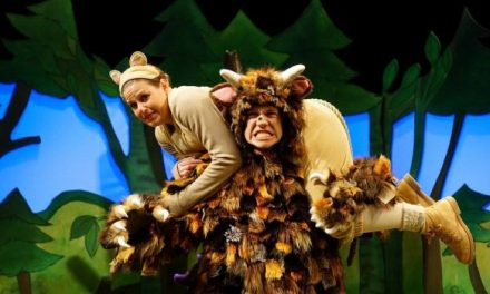 Watch The Gruffalo Presented by Kid's Fest!
