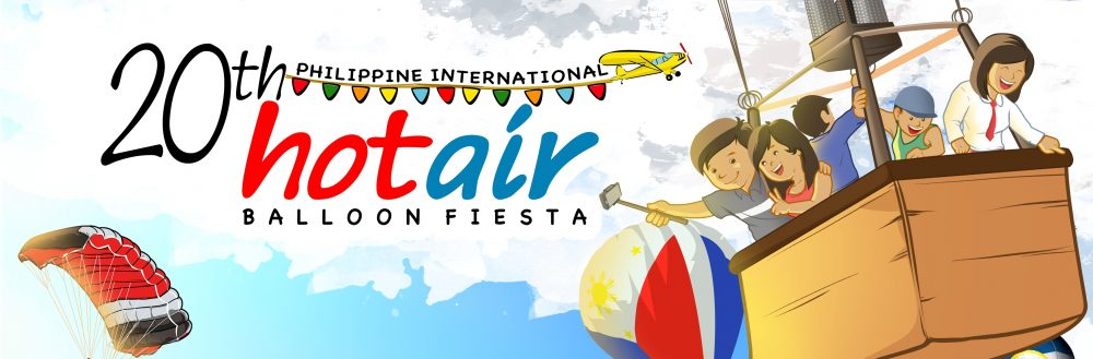 20th Philippine International Hot Air Balloon Fiesta