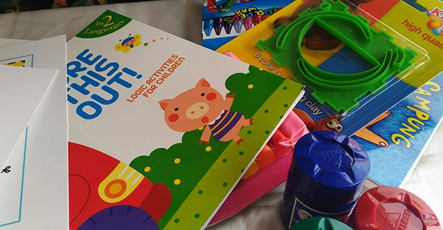 Learn with the Toddler Buribox from Adarna