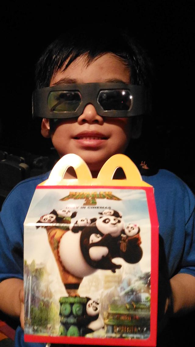 kung fu panda 3 mcdonalds side dish corn cup lifestyle mommy blogger www.artofbeingamom.com 05