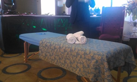 BlueWater Day Spa Launches New Endorsers and 4 Hand Balinese Massage