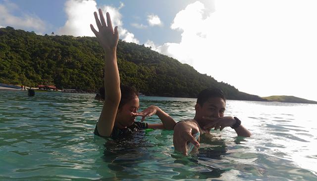 calaguas island camarines sur bicol beach island travel lifestyle mommy blogger www.artofbeingamom.com 10