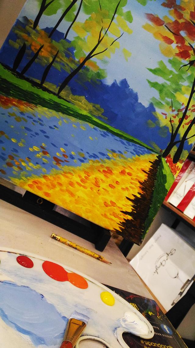sip n gogh painting lifestyle mommy blogger www.artofbeingamom.com 02