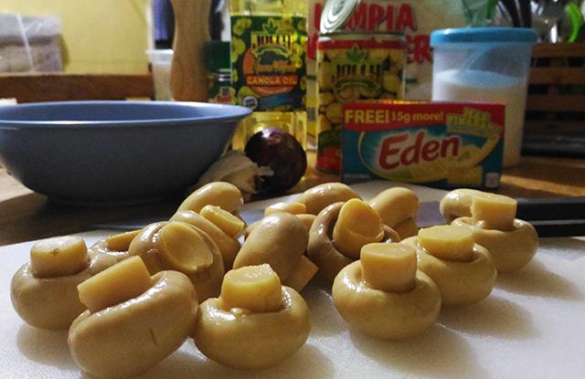 easy baon recipe jolly mushrooms chicken cheese lifestyle mommy blogger www.artofbeingamom.com 02