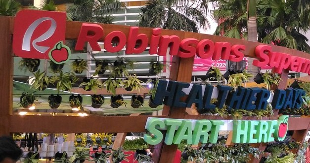 "Have a Healthy Lifestyle with Robinsons Supermarket Wellness Festival ""Freshtival"""