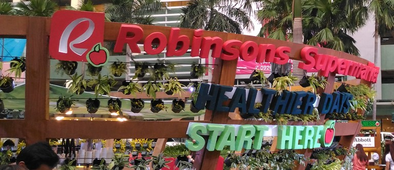 """Have a Healthy Lifestyle with Robinsons Supermarket Wellness Festival """"Freshtival"""""""