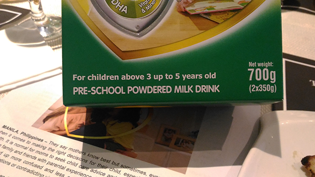 Making the Right Choices for Your Child: Check the Label