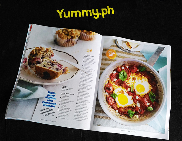 Visit the all new yummy for recipes and more yummy ph launch food magazine lifestyle mommy blogger forumfinder Choice Image