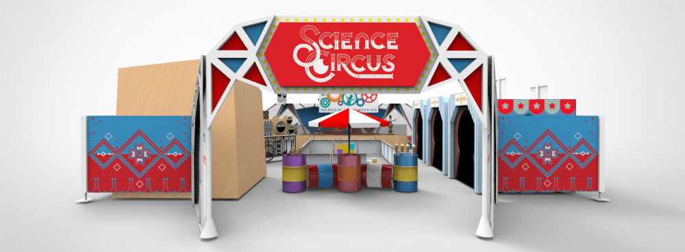 Come One Come All: The Mind Museum Science Circus Has Come to Town