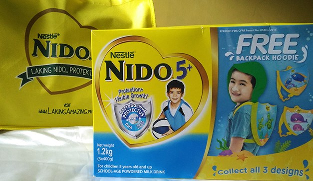 Be Rain Ready with Nido Backpack Hoodies