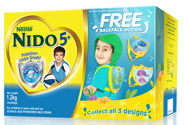 Be Rain Ready with Nido Backpack Hoodies | Art of Being A Mom
