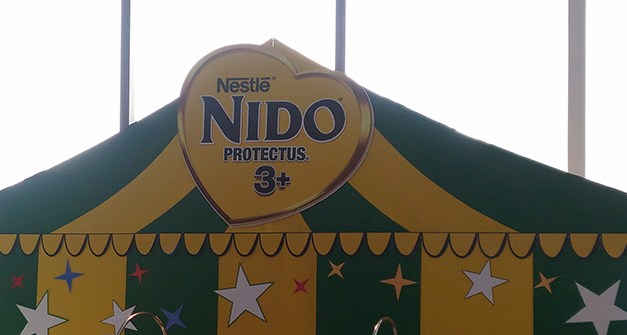 The Nido Mommy Carnival and New and Improved Nido Protectus 3 Plus