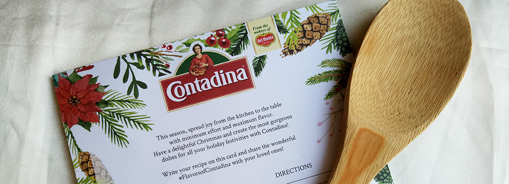 Contadina Christmas Recipes and a Holiday Giveaway!