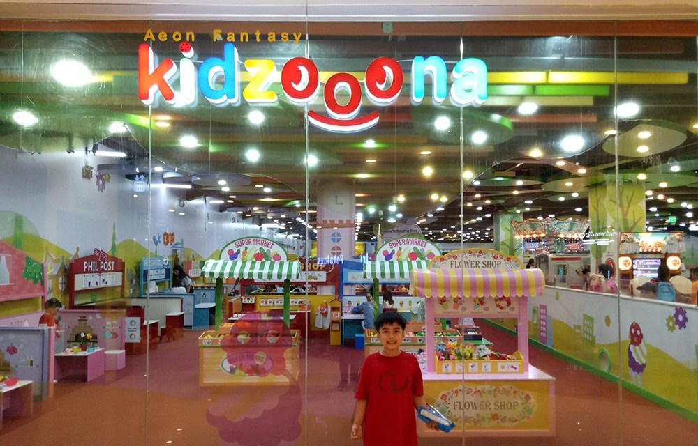 Kidzooona Fairview Terraces: Play House in Quezon City