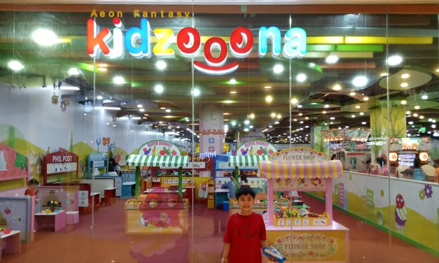 Kidzooona Fairview Terraces: Play House in Quezon City