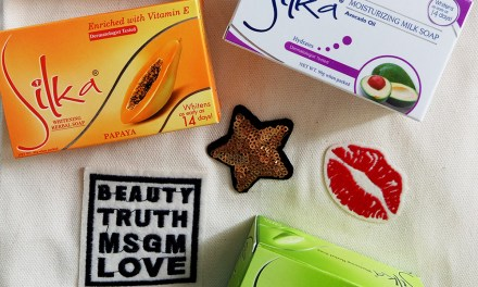 Meet the Newest Beauty to Endorse Silka Papaya Soap