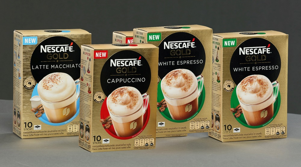 Appreciate the Difference in the New NESCAFÉ Gold Collection