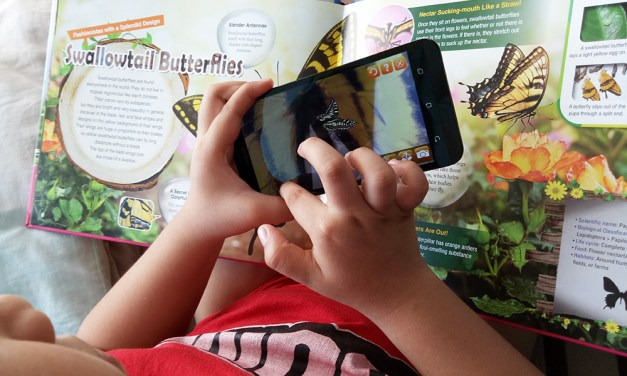 Kidoozi Online Shop featuring Augmented Reality Books