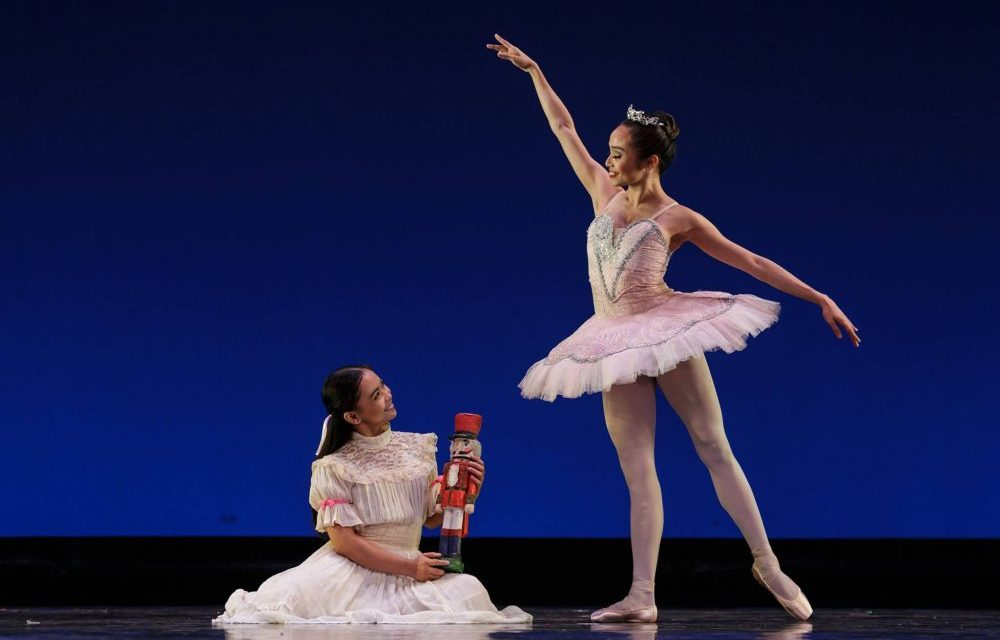 Watch Ballet Philippines The Nutcracker as Presented by Edna Vida and Alice Reyes
