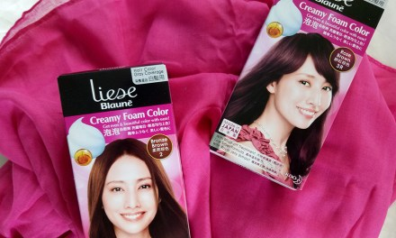 Liese Blaune Hair Color Gray Coverage Creamy Foam Color in Bronze Brown