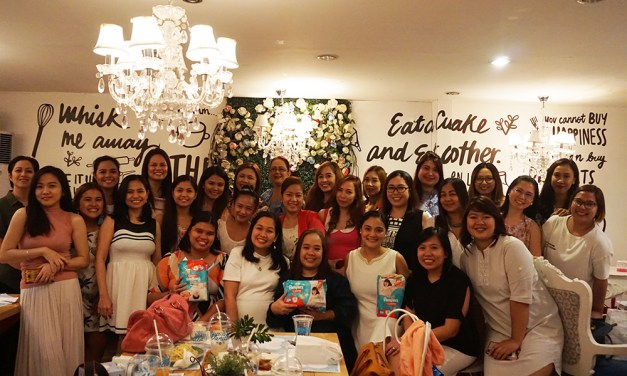 Mommy Bloggers Philippines Christmas Party 2017!
