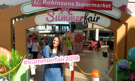 Robinsons Supermarket Summer Fair Treat and My First Visit to Nuvali Solenad!