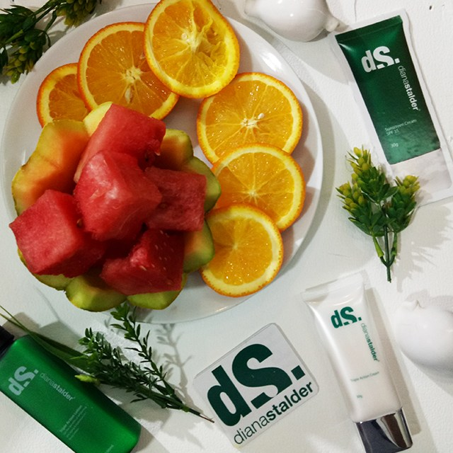 Fresh Summer Treats at Diana Stalder: Sunscreen Cream and Ultimate Power Peel