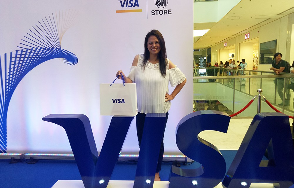 SM and Visa Contactless Payment Launched: Tap to Pay
