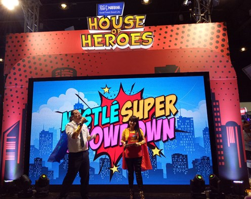 super8 funfest 2018 world trade center superheroes lifestyle mommy fitness blogger philippines www.artofbeingamom.com 38