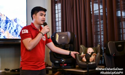 Buckle Up! Moms, Bloggers, Advocates Gather for Road Safety