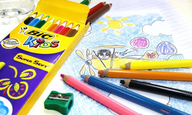 BIC® Launches Collection of Coloring Products Especially for Kids