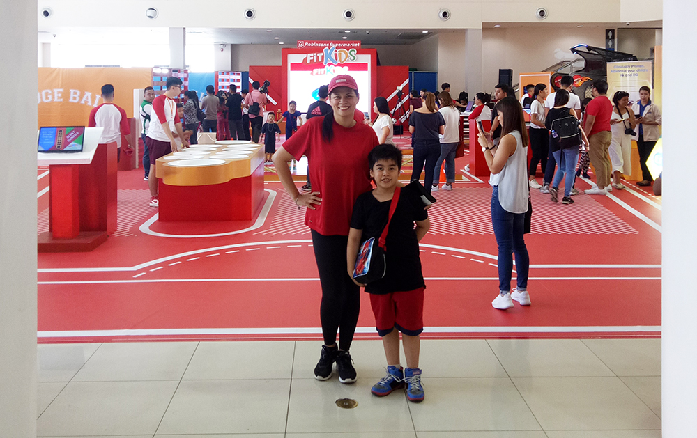Robinsons Supermarket Fit Kids: Back to School Promo