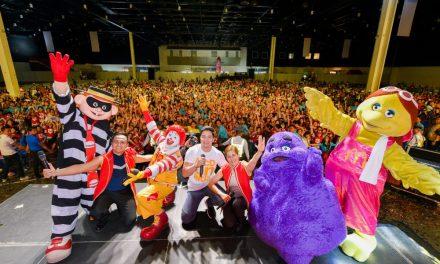 The Best Summer Ever: McDonald's Kiddie Crew Workshop