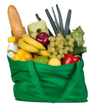 Top 4 Reasons to Use Reusable Grocery Bags