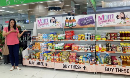 Robinsons Supermarket Fun Filled Mom and Kids Fair 2018