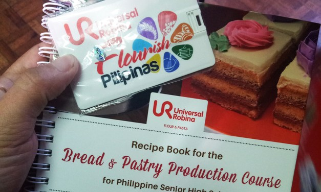URC Flour and DepEd Support Senior High School Aspiring Pastry Chefs