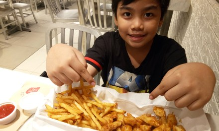 BonChon Serves Up Free Kiddie Adventure Meal!