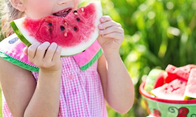 Create Good Eating Habits While You're Young