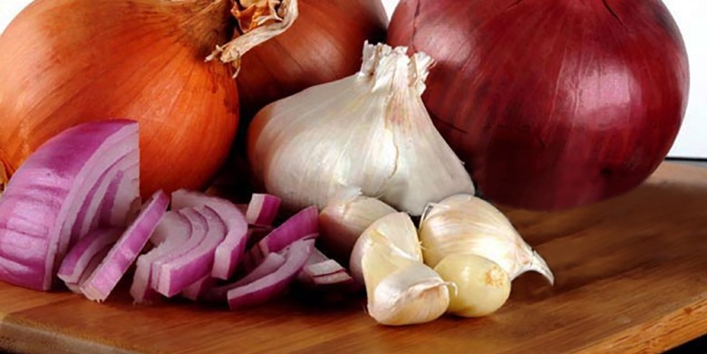 garlic-onions