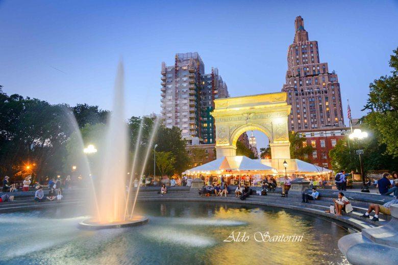 Washington Square Park, NYC