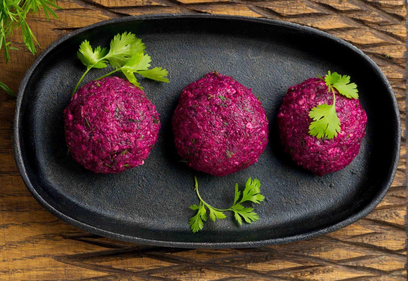 Beet balls