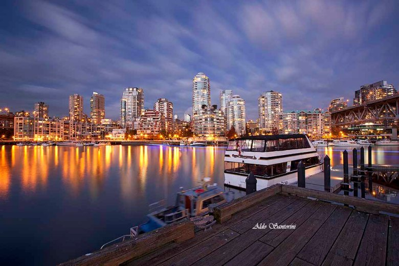 Vancouver from Granville