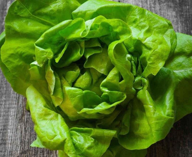 light and delicious tofu lettuce wraps, bibb lettuce