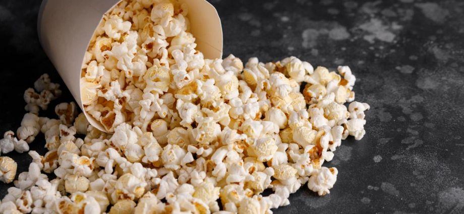 new issue of my magazine - popcorn for biotin