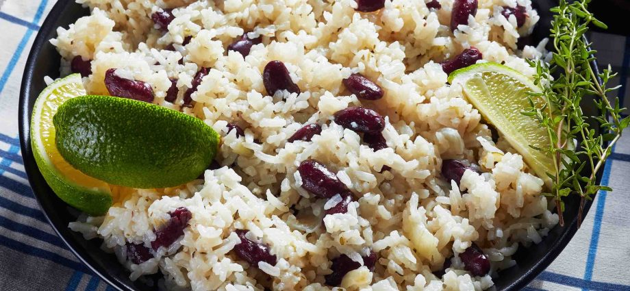 Guyanese-Style Cook Up Rice