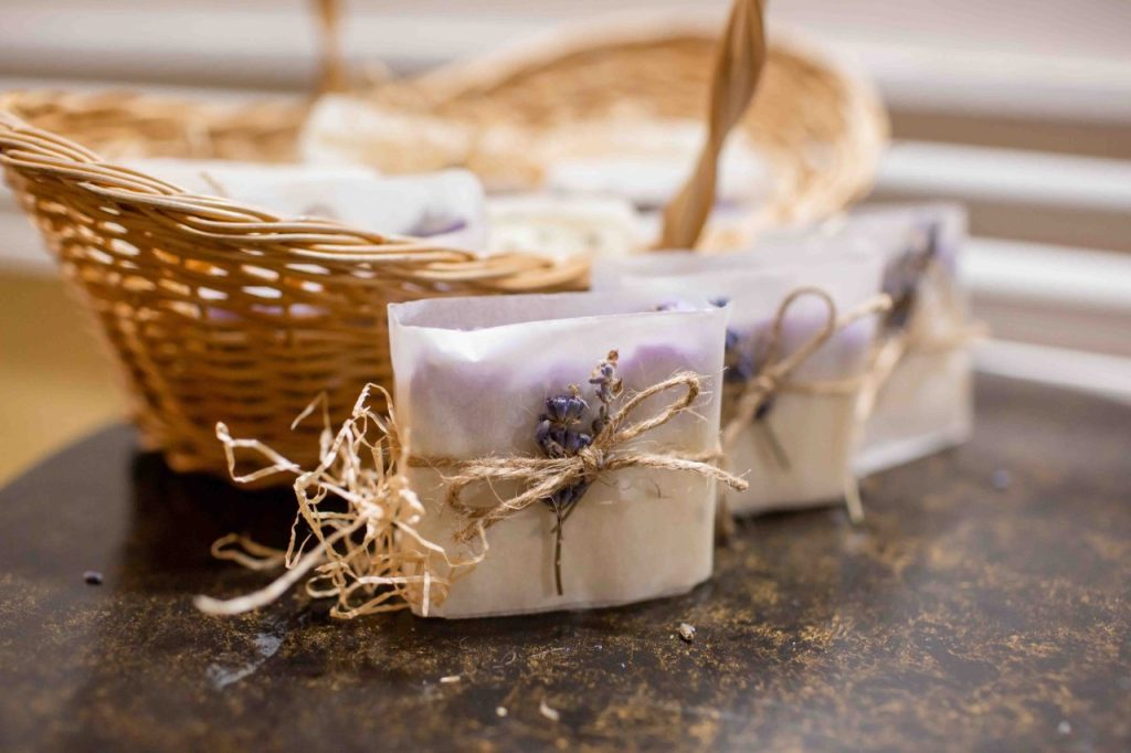 DIY Gift Ideas at home spa